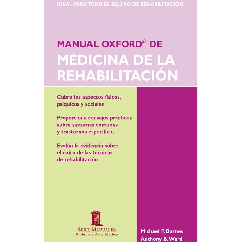 Manual Oxford rehabilitación