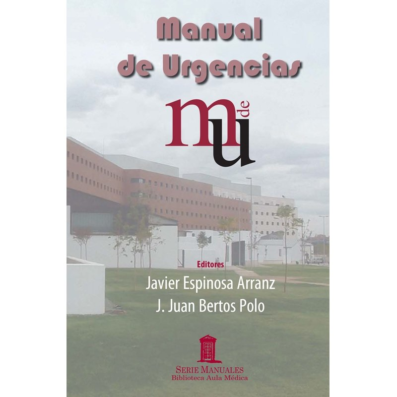 Manual urgencias