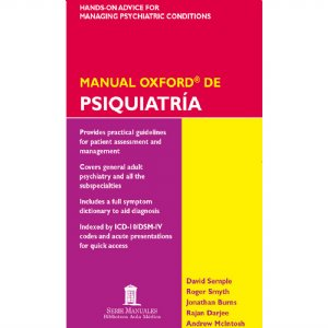 Manual Oxford Psiquiatria